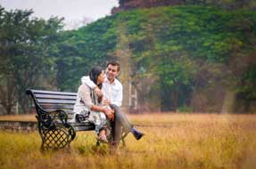 Pre Wedding Photograph